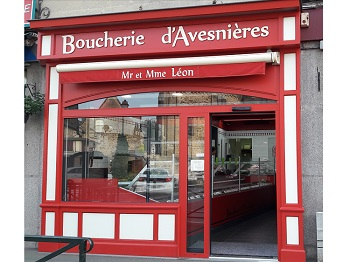 Boucherie d'Avesnières