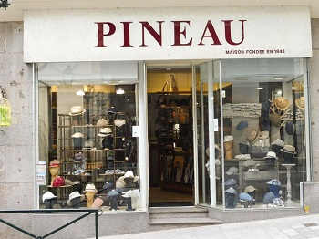 Chapellerie Pineau