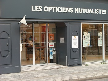 Les Opticiens Mutualistes Centre-Ville Laval